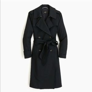 JCREW side button trench